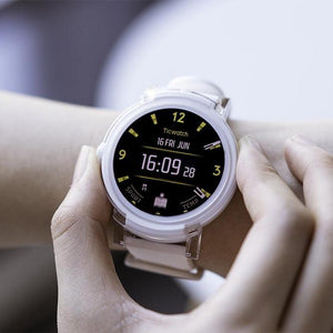 Ticwatch E - Smart Watch powered by Android Wear - Storming Gravity