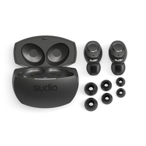 Sudio Tolv R - 4.35g Lightweight Bluetooth 5.0 Earbuds - Sudio in Malaysia - Storming Gravity