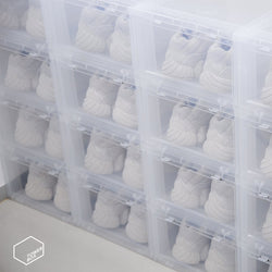 TOWER BOX | Sneakers Storage Boxes System (6 in a box) - Tower Box Malaysia - Storming Gravity