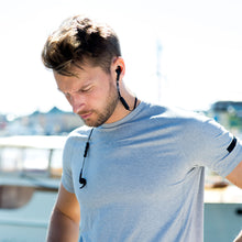 Sudio Tre - Wireless in-ear model with wing tip for a secure fit - Sudio Malaysia - Storming Gravity