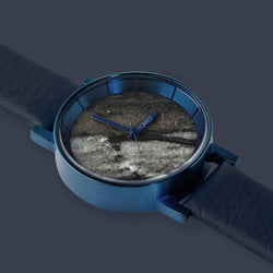 Ultramarine Stone - Designer Timepiece by Forrest - Forrest Malaysia - Storming Gravity