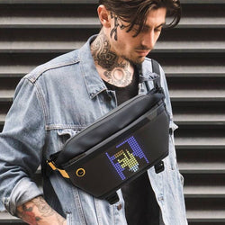 Divoom Pixoo-SlingBag - Smart Sling For The Urban Life