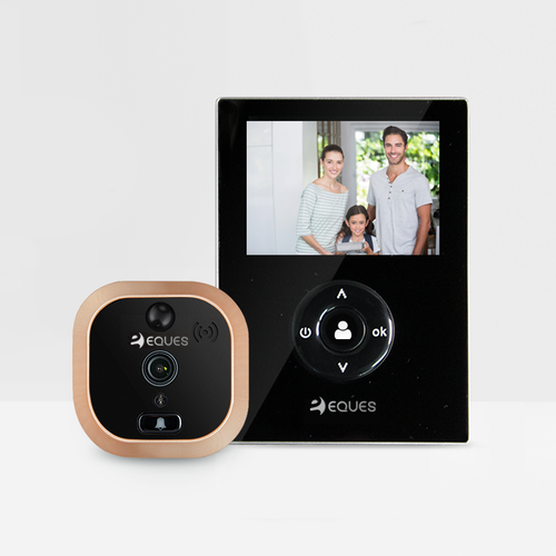 VEIU Malaysia - Mini Smart Video Doorbell (Ship out late August) - Eques Malaysia - Storming Gravity