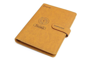 Tesmo Wireless Charger Notebook Book with Built-in Cable