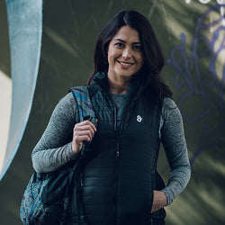 8K Flexwarm Womens Gilet - Revolutionary Heated Apparel - 8K Flexwarm Malaysia - Storming Gravity