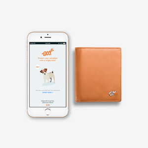 Woolet - Woof Glow - The Minimalist Smart Wallet - Woolet in Malaysia - Storming Gravity