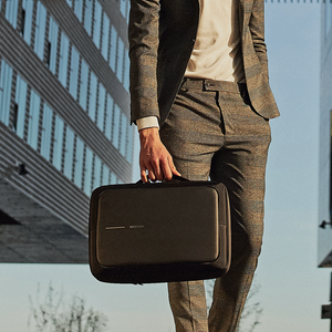 Bobby Bizz - The Best Business Briefcase and Backpack - XD Design Malaysia - Storming Gravity