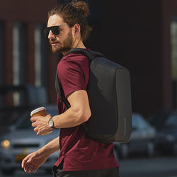Bobby Original - The best Anti Theft Backpack - Storming Gravity