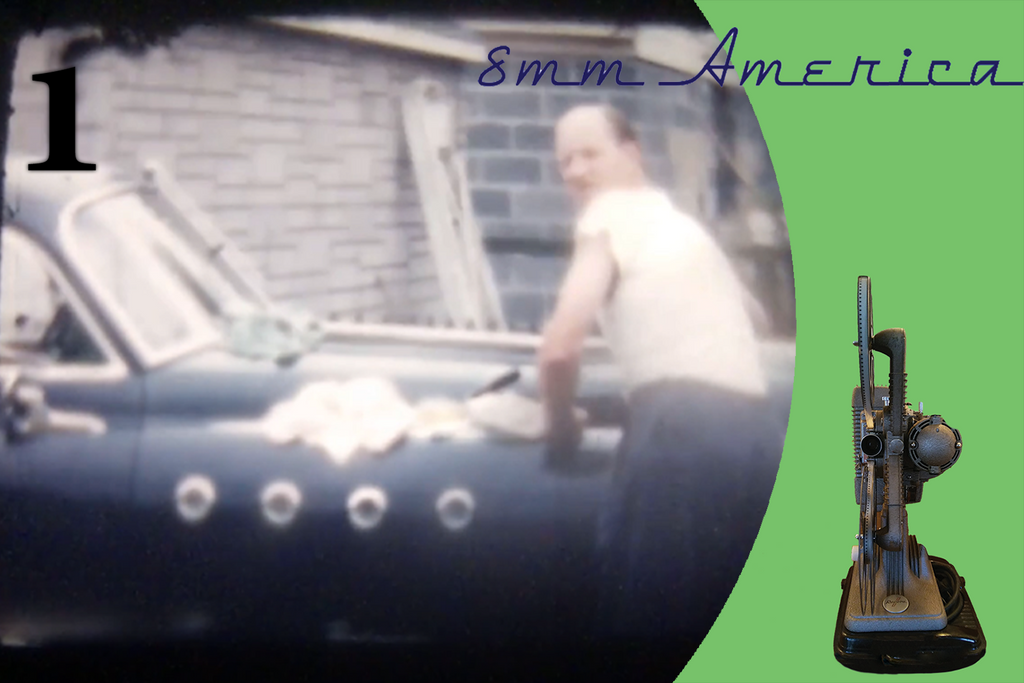 8mm America Episode 1: Big Car Wash Little Car Wash