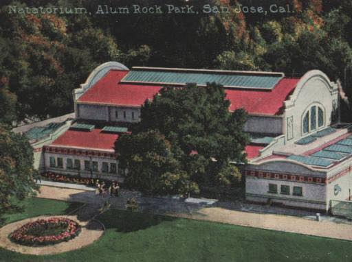 Alum Rock Park Natatorium and Vintporium's Virtual California Tile Museum