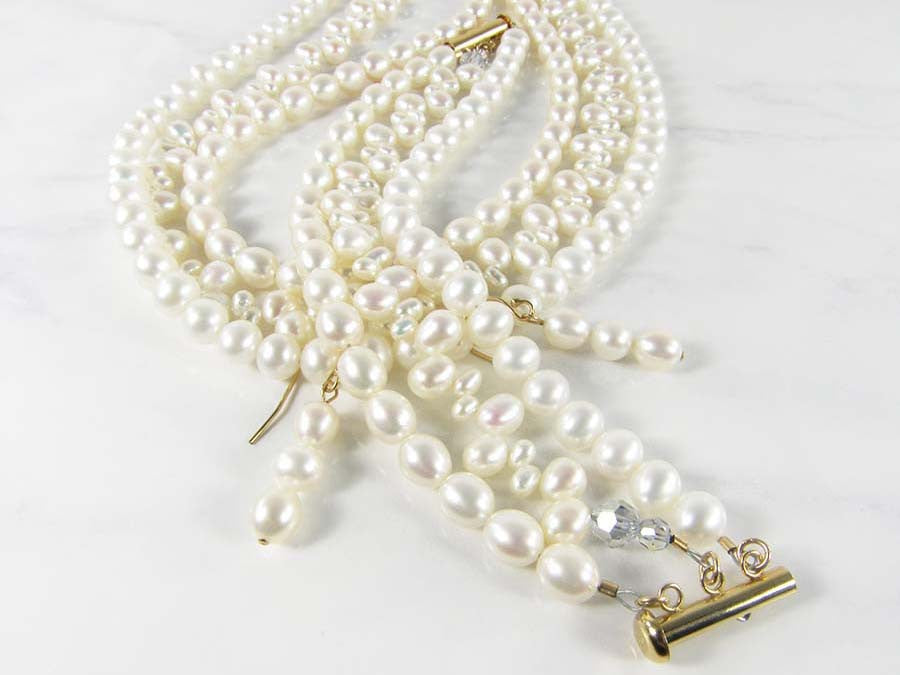 Bridal Bliss Necklaces