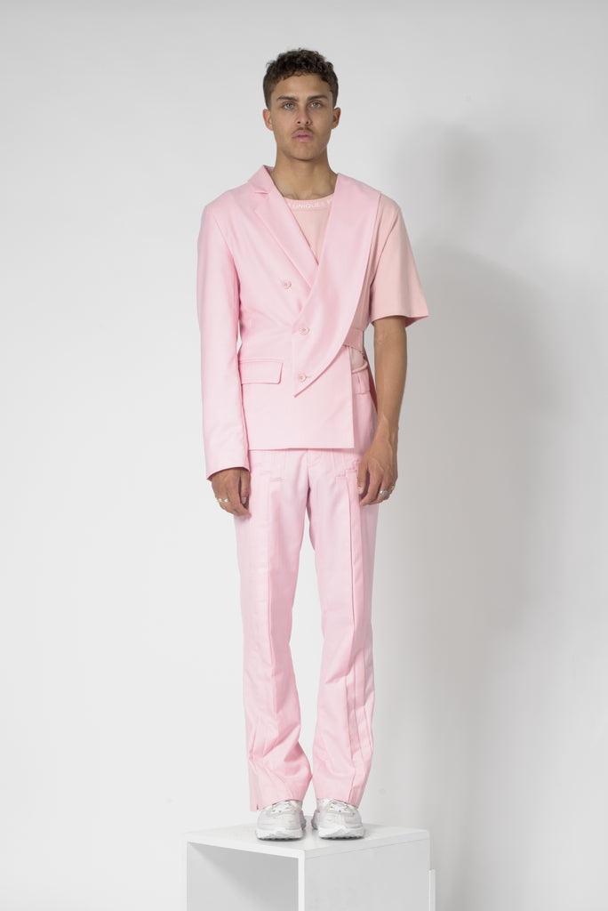 Dawn Pink® Half cut suit jacket