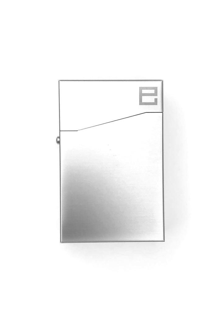 Aluminum cigarette box
