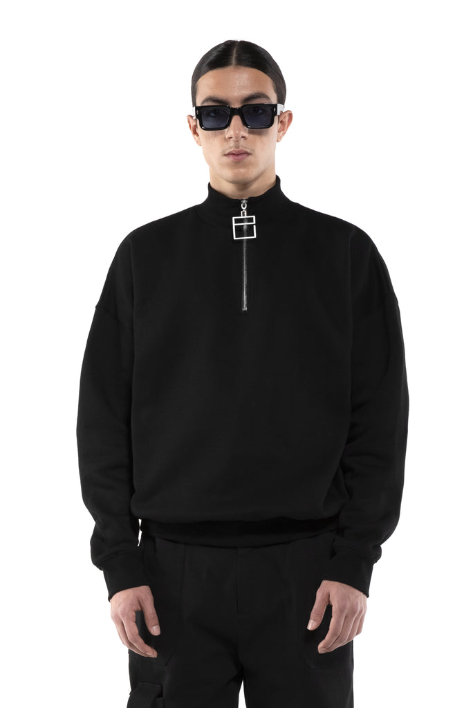 "Black Moon ""la clé"" Turtleneck sweater"
