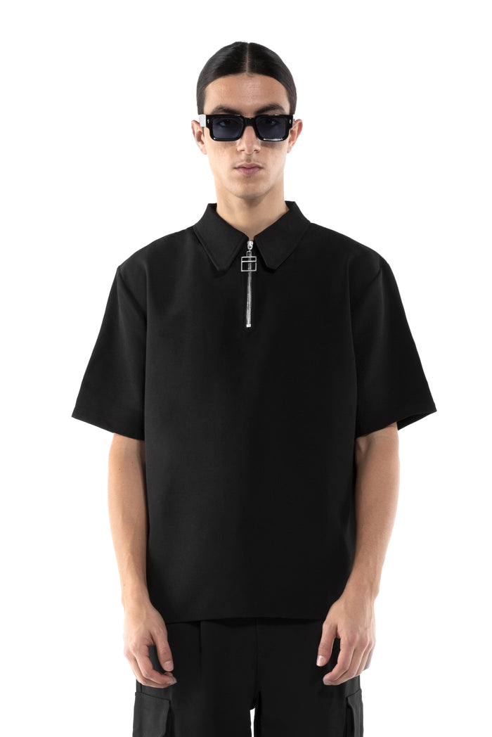 "Black Moon ""La Clé"" Polo Shirt"