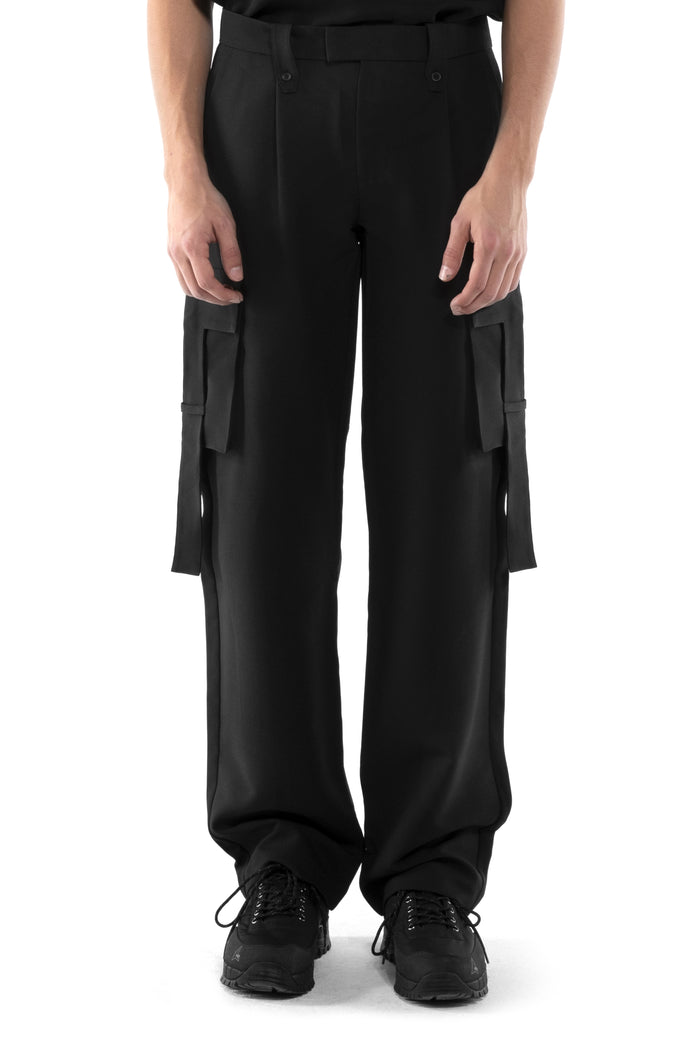 Black Moon Student pants