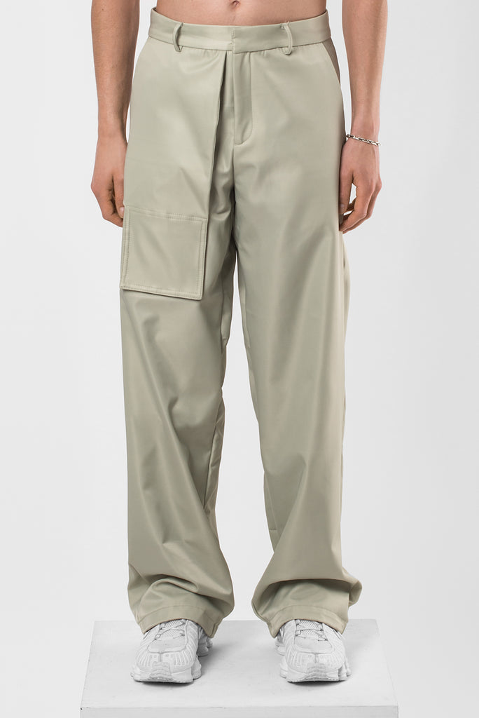 Green Trust Windbreaker Pants