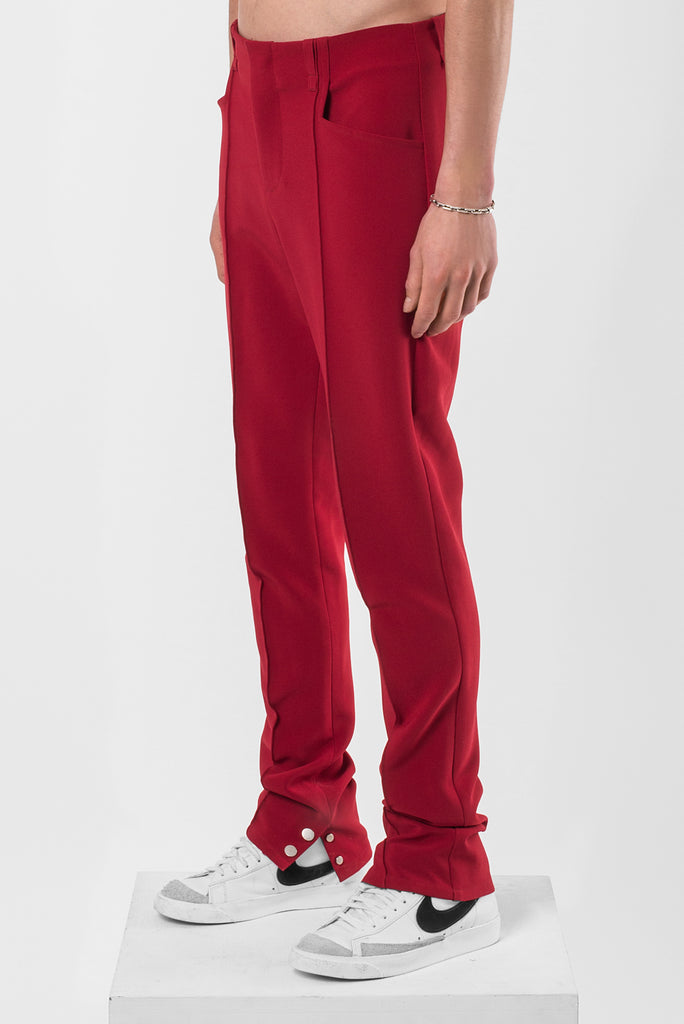 Red Anger Guardian Pants