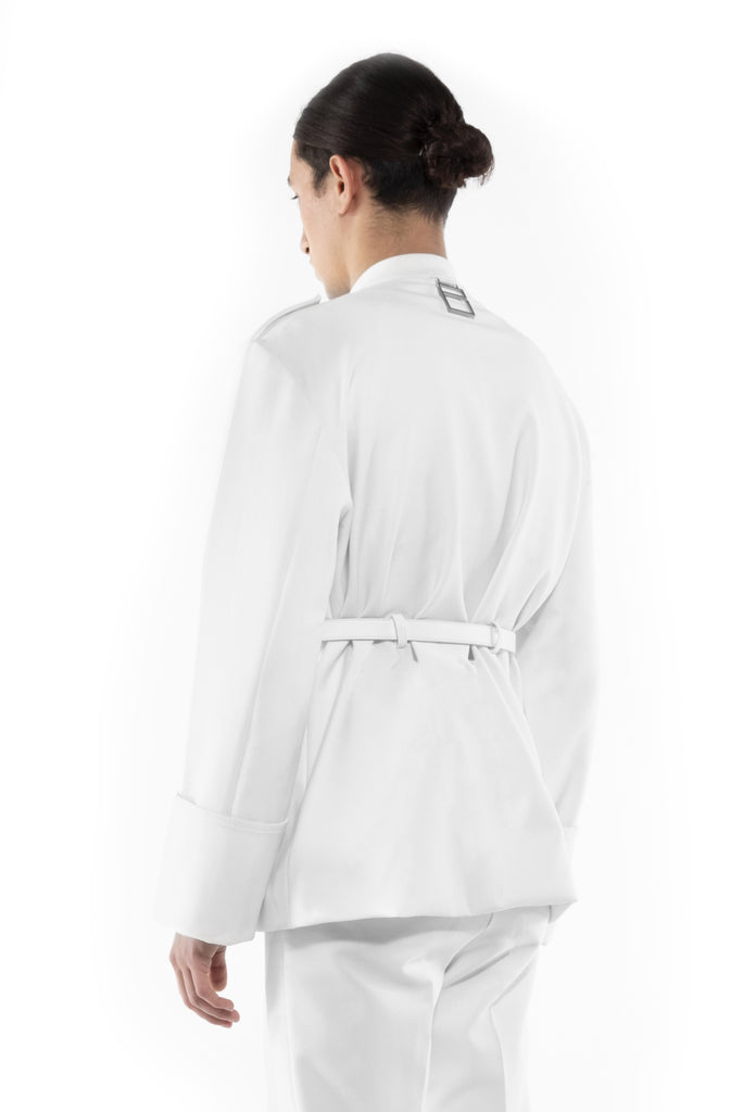 White Sun Guardian jacket