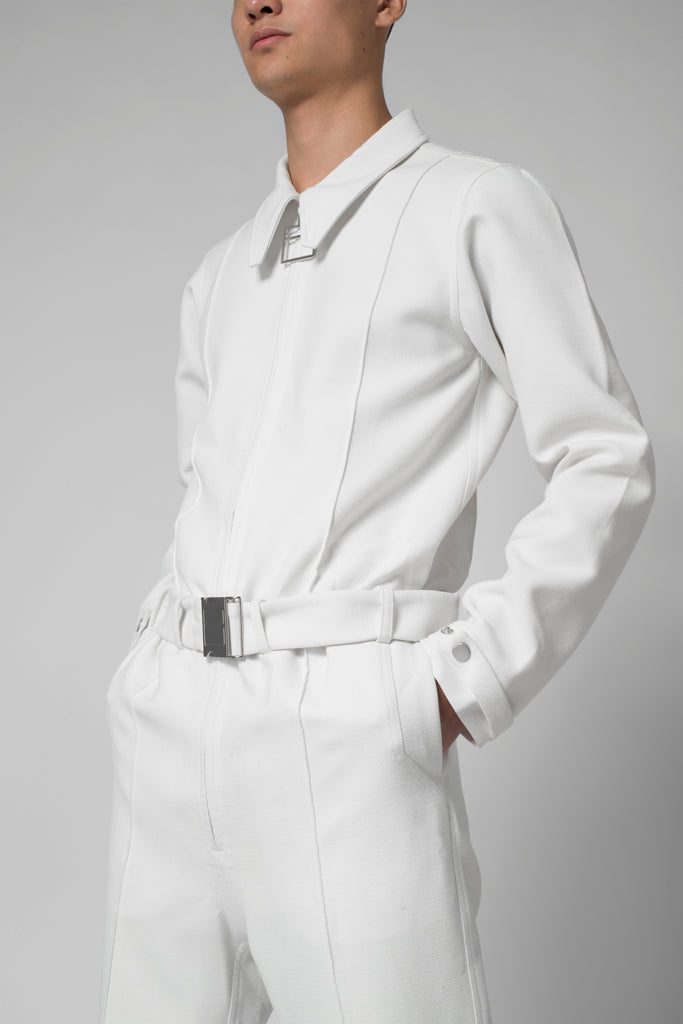 "Day White® ""La Clé"" Coverall"