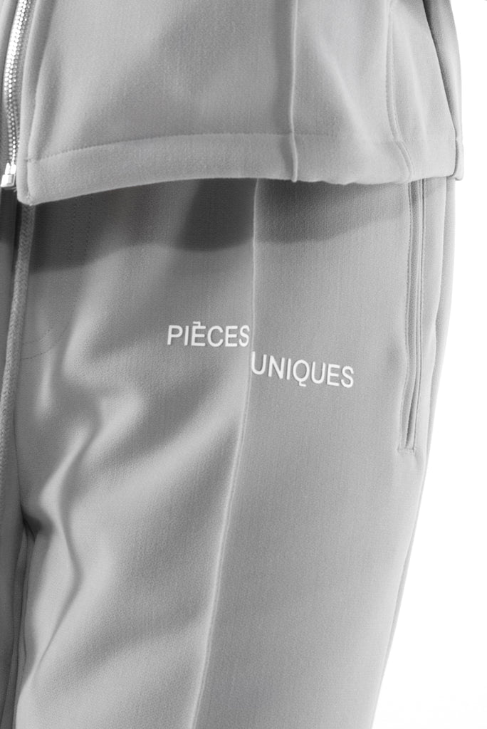 Grey Eclipse track pants