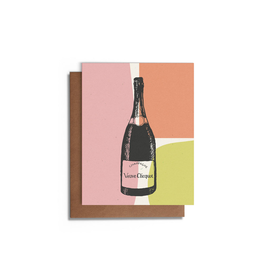 Cheers To You - Congrats Card