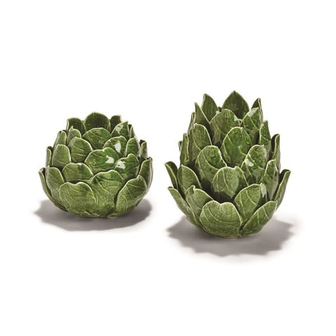 Artichoke Tea Light Candleholders