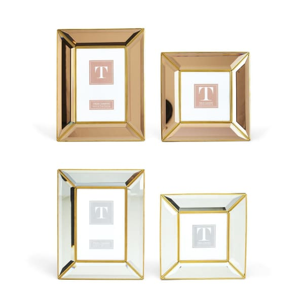 Beveled Mirror Frames