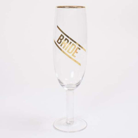 Bride 30 oz. Champagne Glass