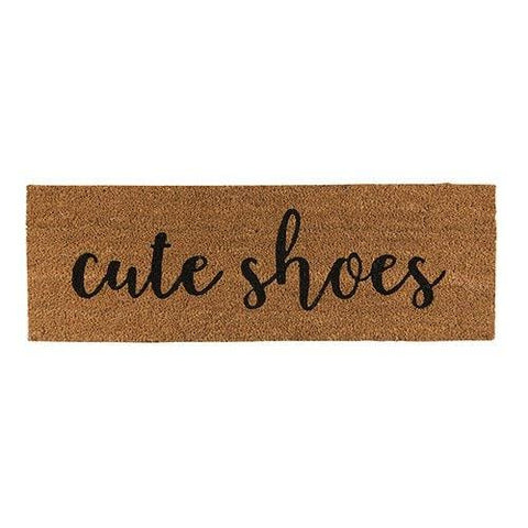 Cute Shoes Doormat