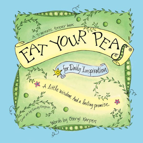 Eat Your Peas Gift Book