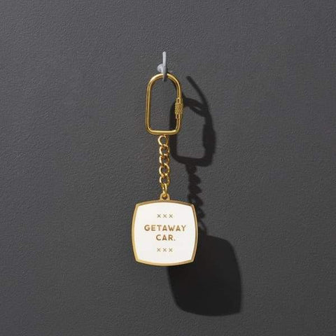 Getaway Car Key Chain