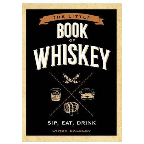 """Little Book of Whiskey"" Book"
