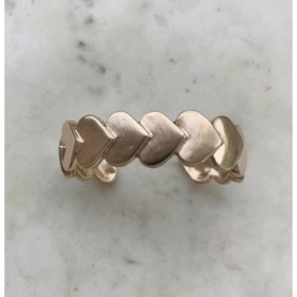 Mimosa Heart to Heart Cuff