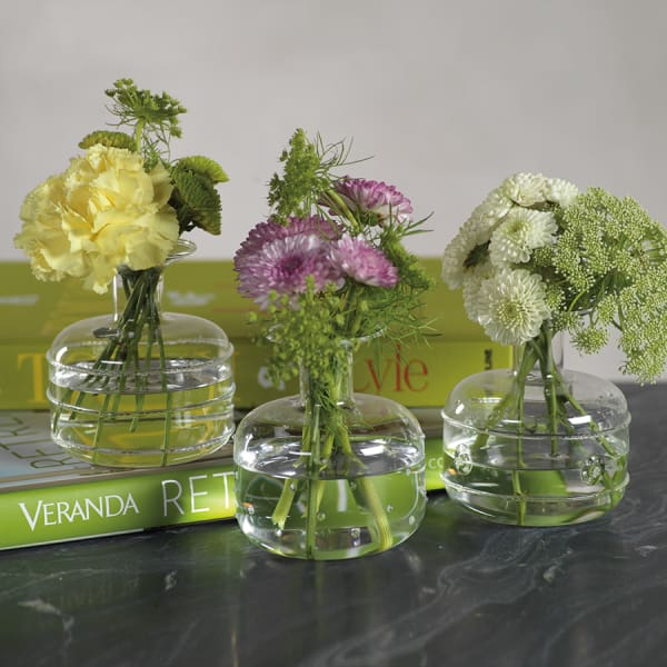Mini Glass Vase