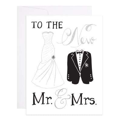 Mr. and Mrs. Card