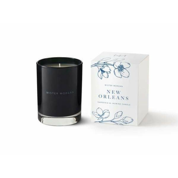 New Orleans Gardenia and Jasmine Candle