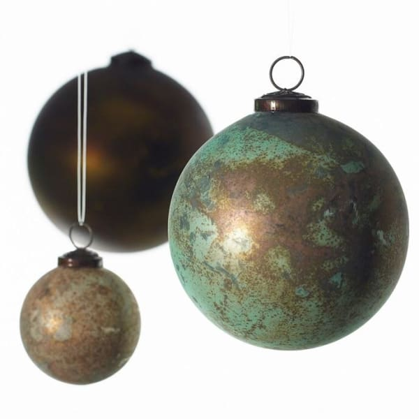 Old World Ornament