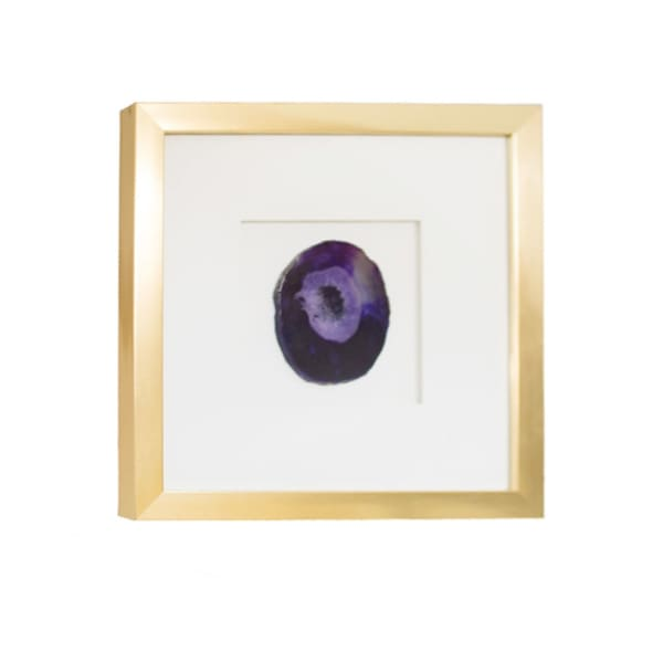Purple Agate Frame