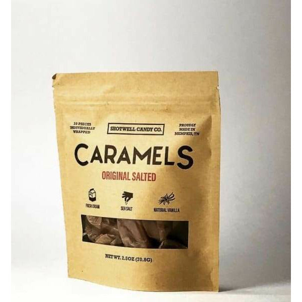 Shotwell Hand-Crafted Caramels