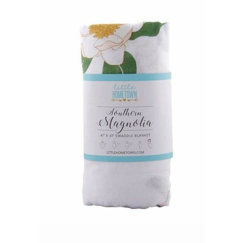 Southern Magnolia Swaddle
