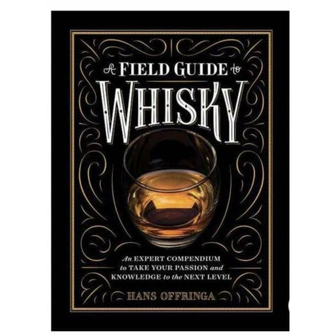 The Field Guide of Whiskey Guide Book