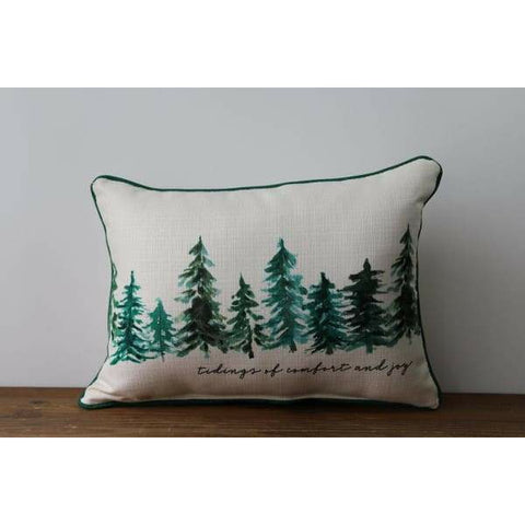 Tidings of Comfort and Joy Pillow