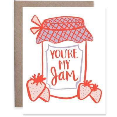 Youre My Jam Card - A2 (5.5 X 4.25)
