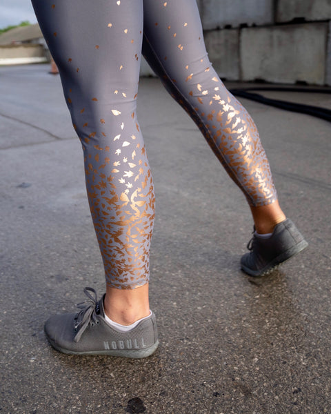 High-ly Recommended Leggings- Meteor Shower