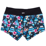Keep Moving Lined Shorts- Perfect Paradise