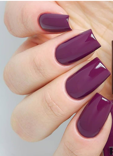 10ml Nail Polish Purple BPR004  # 35981