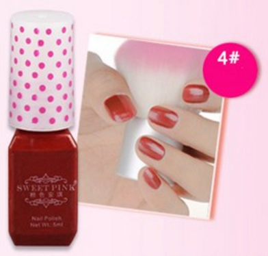 Candy Color Nail Polish # 19252