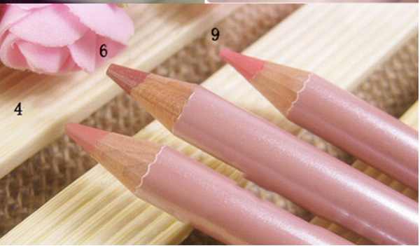 Waterproof Lip Liner Pencil - Lasting Lip Liner Pencil # 17386