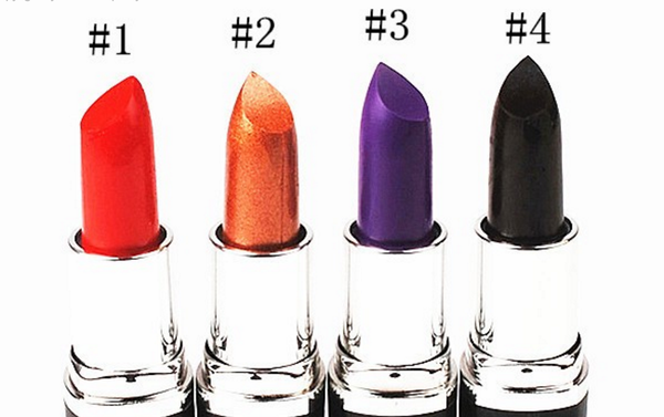 Unique Vampire Style Long Lasting Lip Stick # 16749